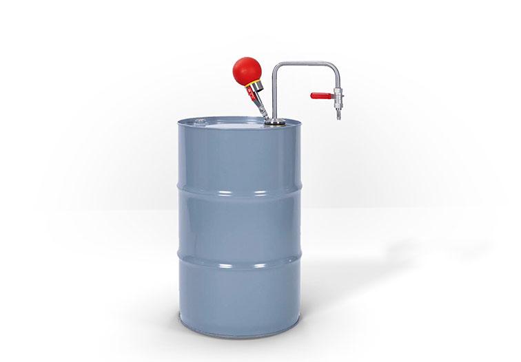 Fass- und Behälterpumpen