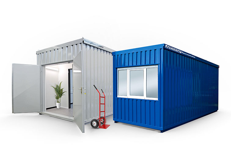 Raumcontainer
