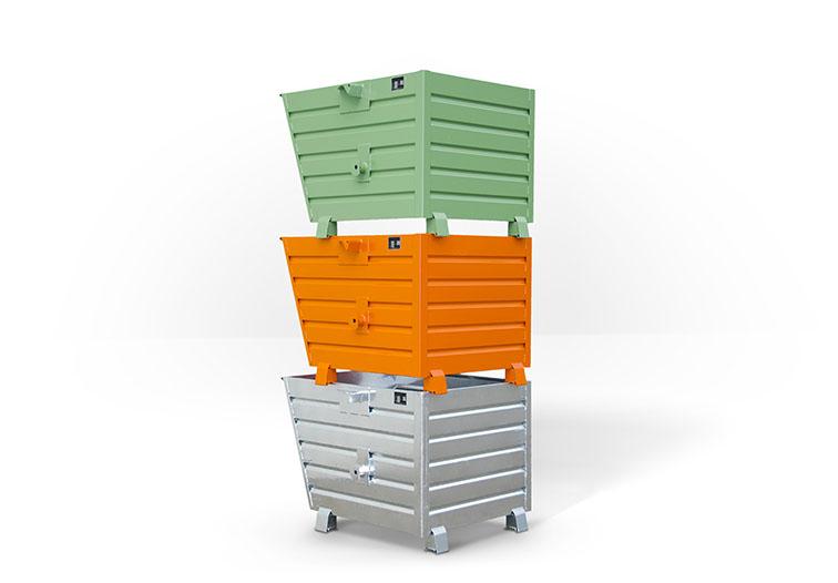 Stapel- und Gitterboxen