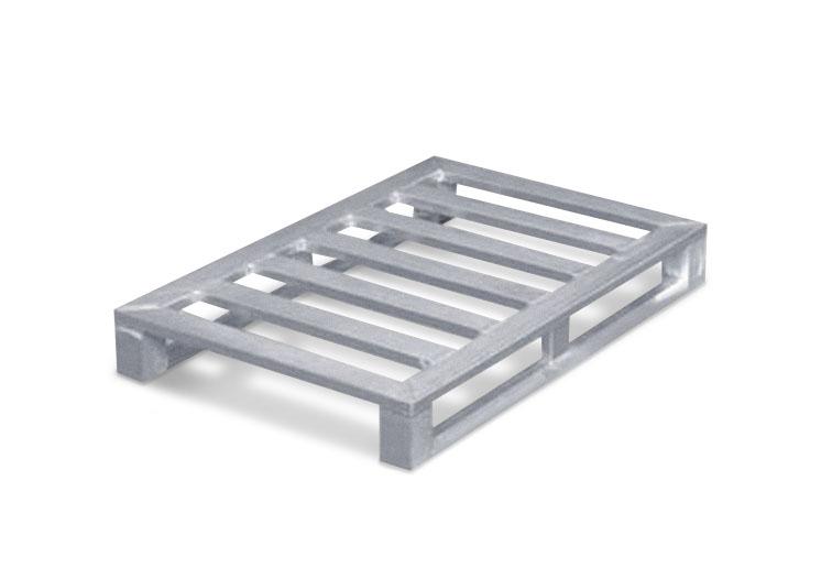 Aluminiumpaletten