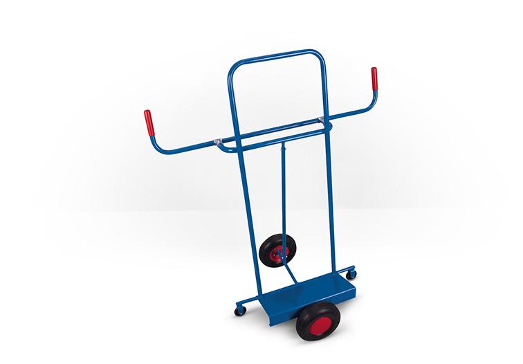 Plattenwagen/Plattenroller