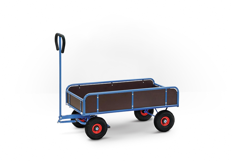 Handpritschenwagen/Industrieanhänger