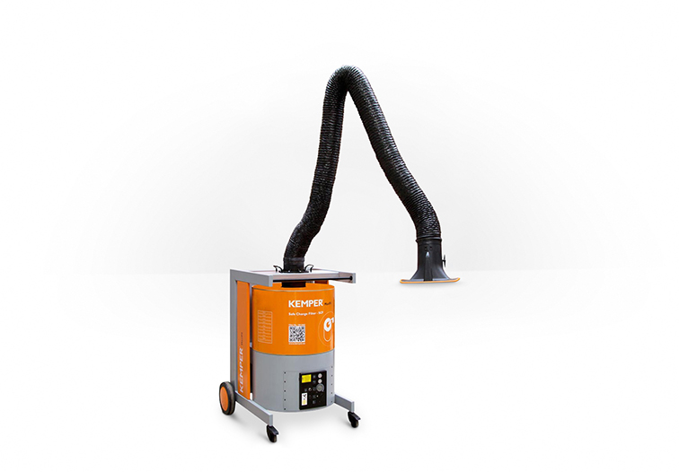Absaug- und Filtergeräte